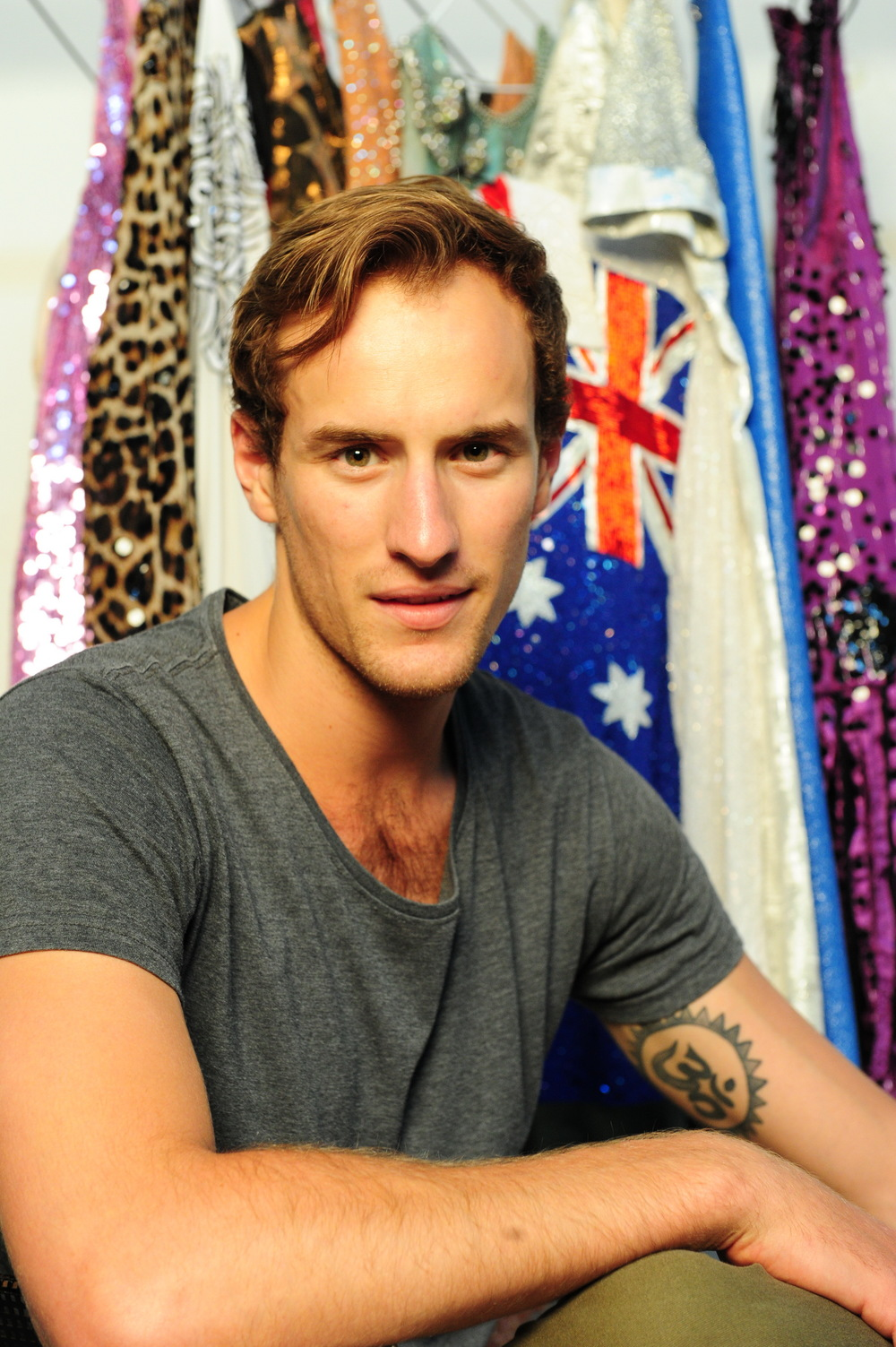 JOEL JACKSON as Peter Allen