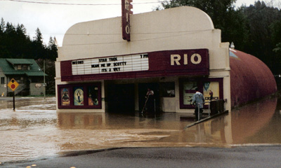 Monte Rio Theater Cafe