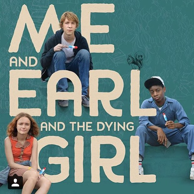 Screening at the Rio TONIGHT. The hit of this year's #sundancefilmfestival #meearlandthedyinggirl