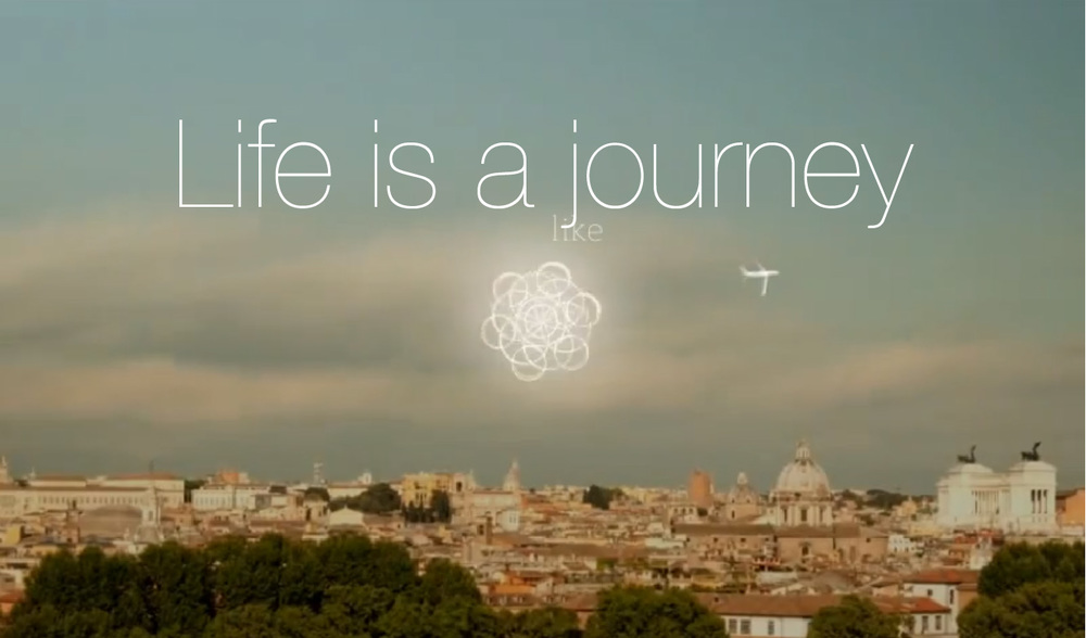 Life is a Journey - Video Project