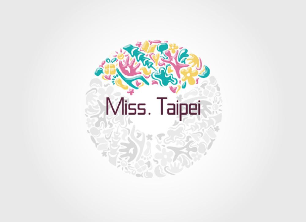 Miss Taipei - Branding