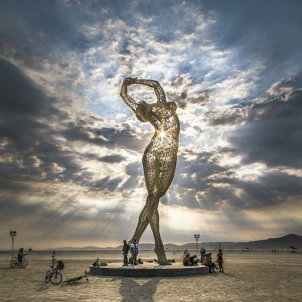 Truth is Beauty, Burning Man 2011