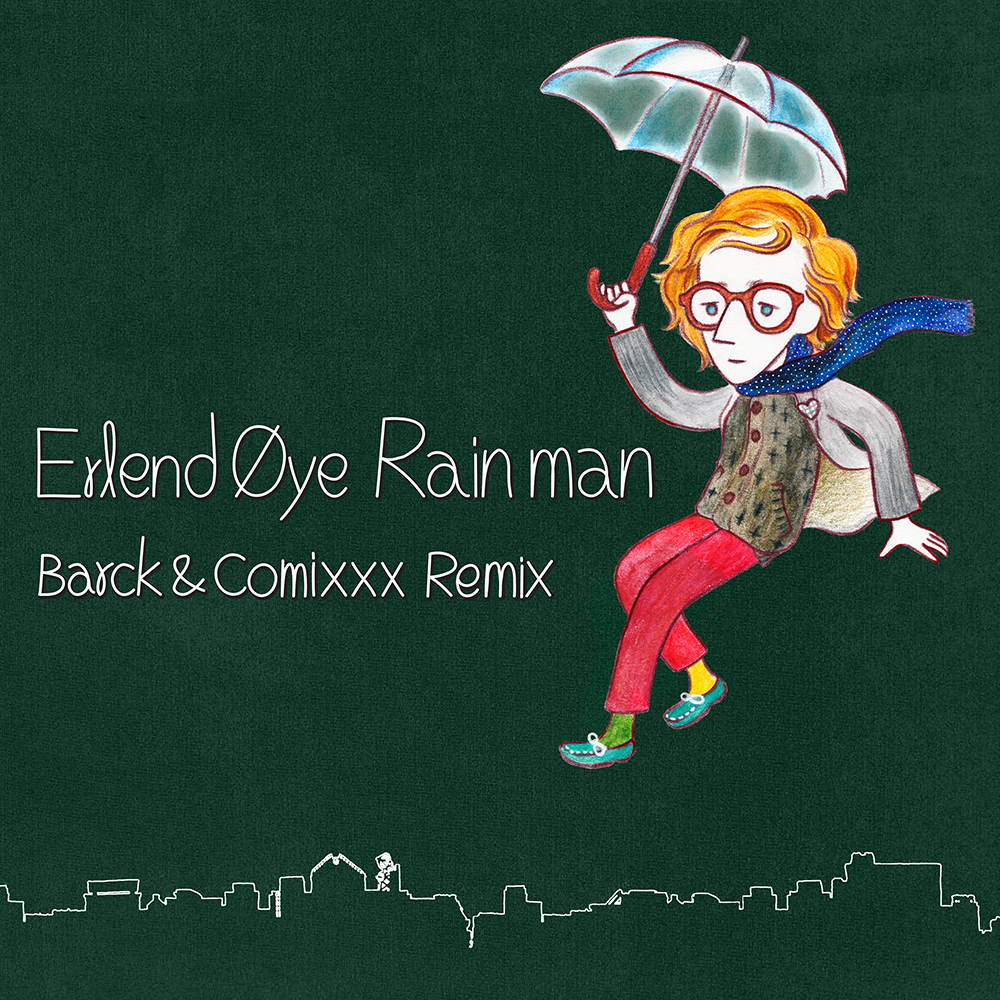 Rainman single remix
