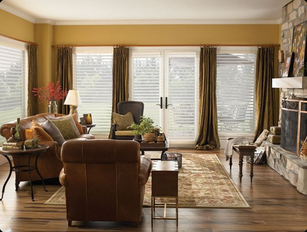 Create an inviting space for any home with sheer shades from Mix Montclair!