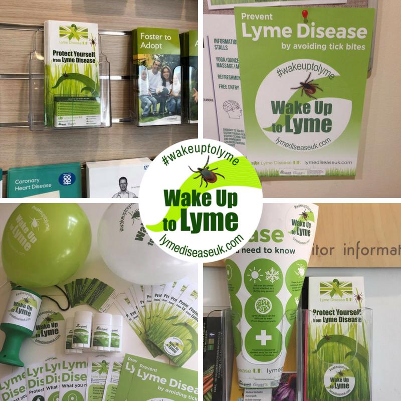 Wake up to Lyme Awareness packs