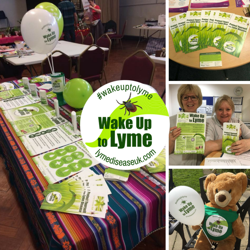Spreading the word about Lyme disease