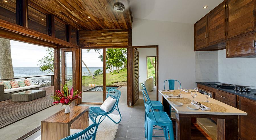 Remote Resort Fiji Islands - Luxury Family