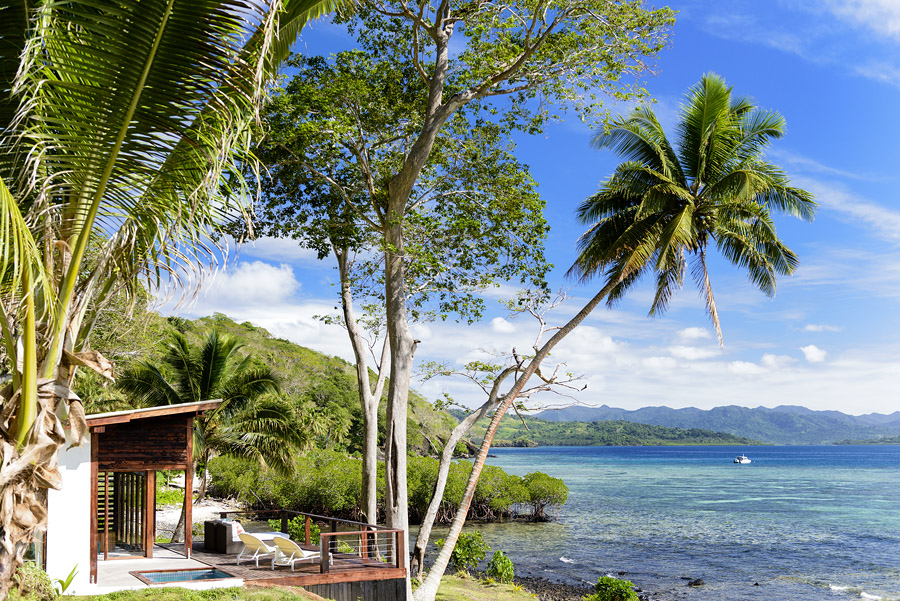 Remote Resort Fiji Islands - Family Beachfront Accommodation