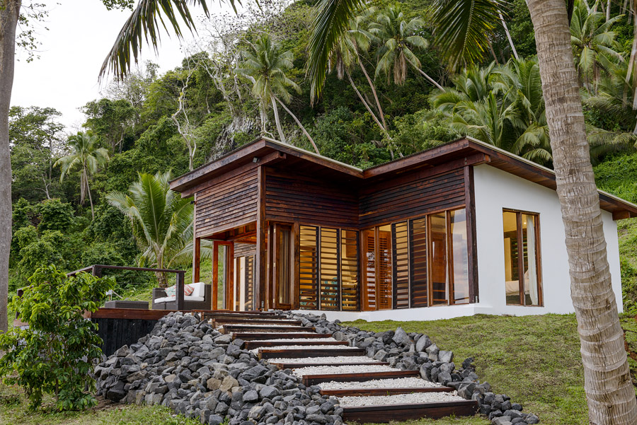 Remote Resort - Family Accommodation