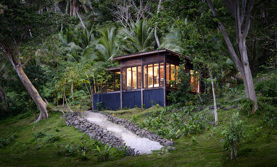 Remote Resort Fiji Islands Villas - A Fiji honeymoon paradise