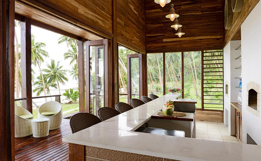 Remote Resort Fiji Islands - Bar