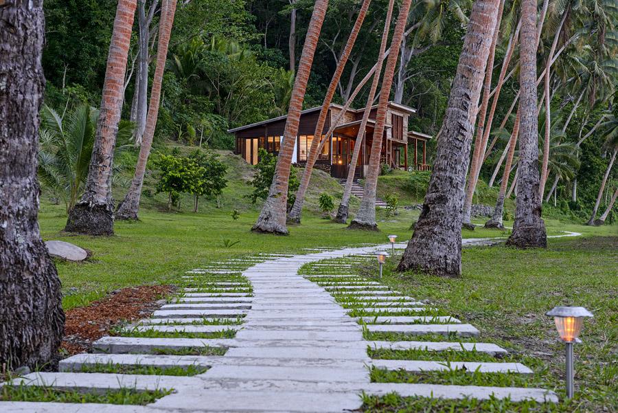 Remote Resort Fiji Islands - Sunset