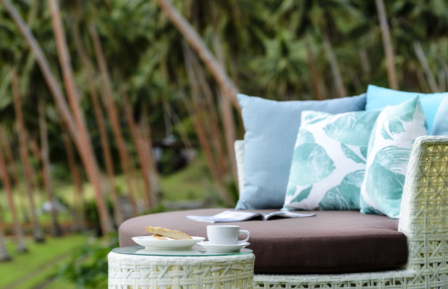Remote Resort Fiji Islands - Enjoy 64 acres of lush coconut plantation