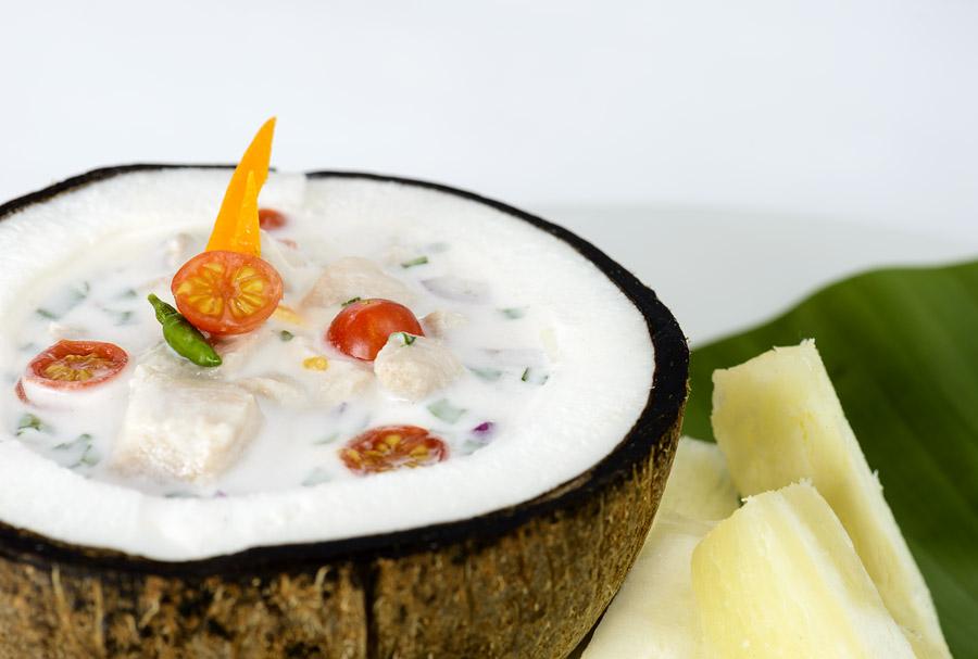 Remote Resort Fiji Islands - Kokoda - Fijian cuisine