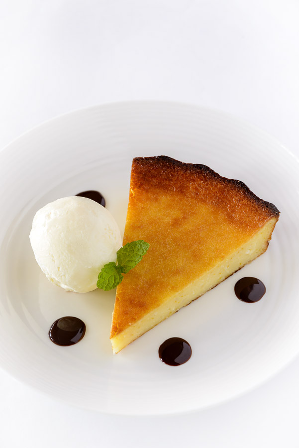 Remote Resort Fiji Islands - Bush lemon tart dessert