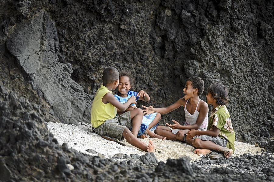 Remote Resort Fiji Islands - Rock caves - Hidden beach - Private Picnics
