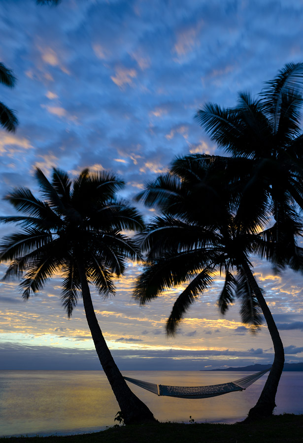 Remote Resort Fiji Islands - Sunrise at the dawn of each new day