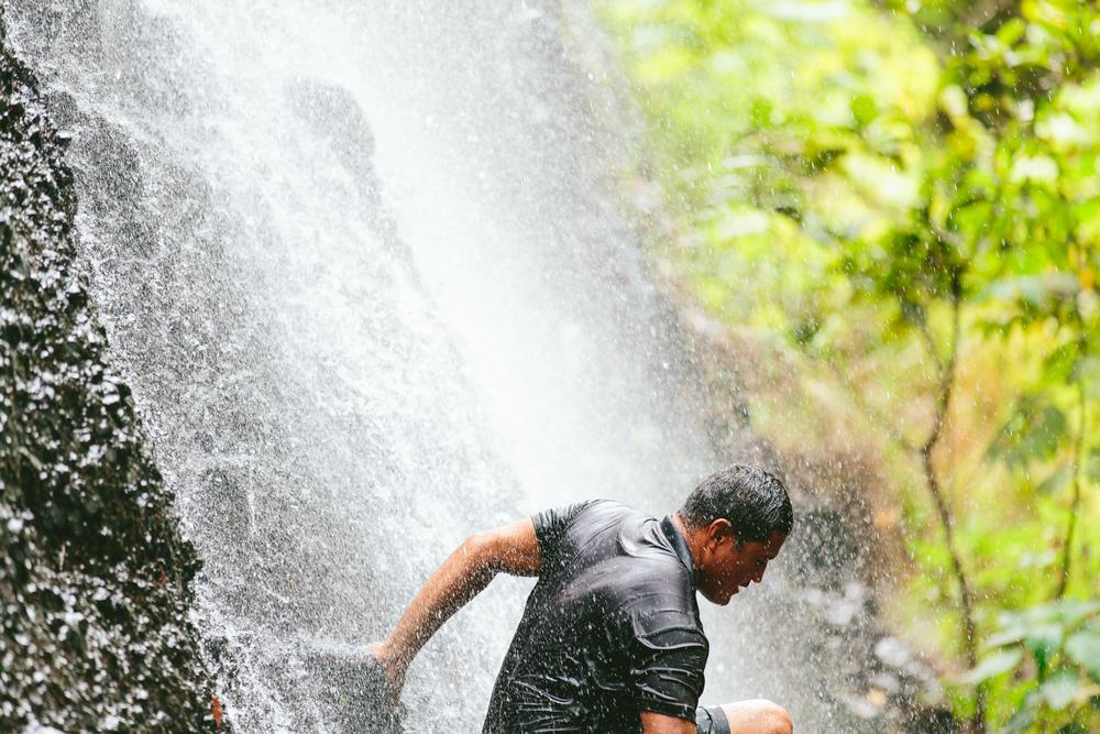 Buca Waterfall Hike Vanua Levu Fiji Islands