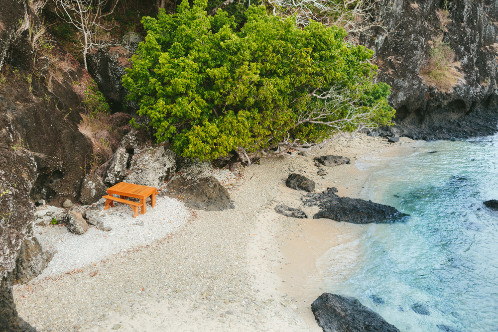 Hidden Beach - The Remote Resort, Fiji Islands