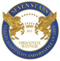Seven Star Fiji Luxury Hotel Winner  2015