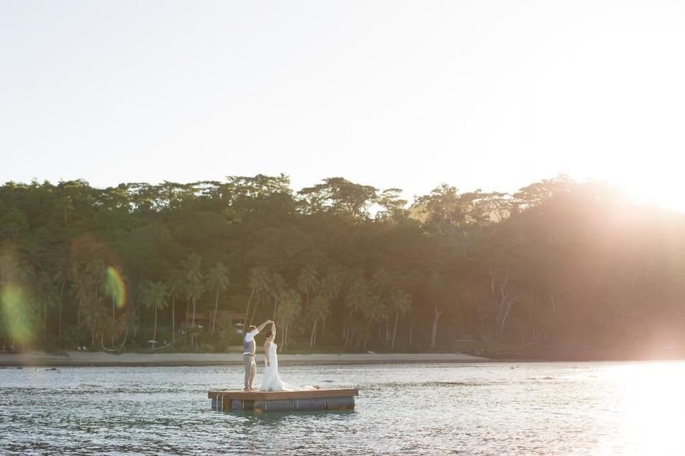 Fiji Wedding Perfection