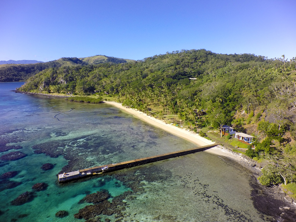 Remote Resort Fiji Islands Jetty aerial.jpg