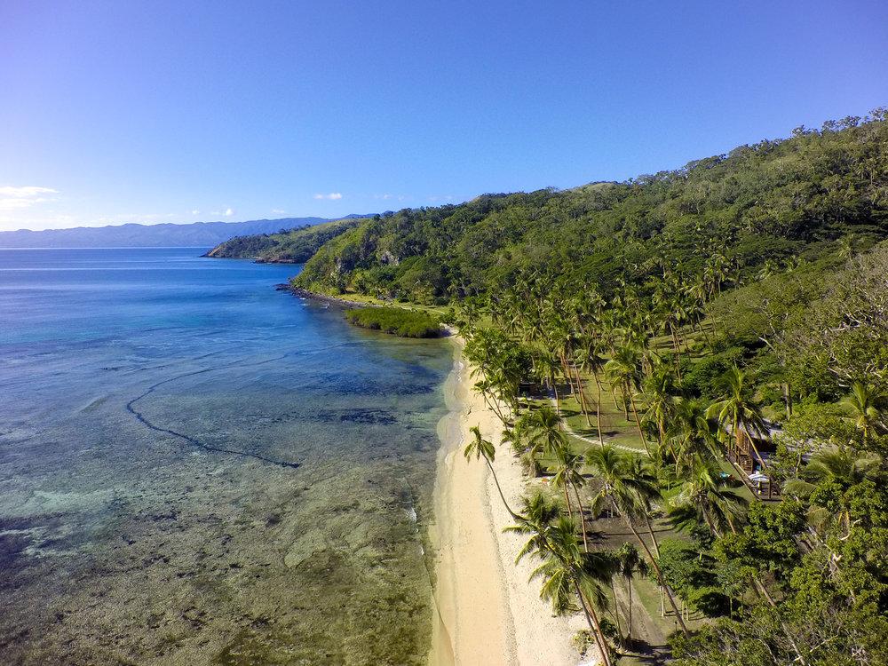 Best Beach In Fiji Islands