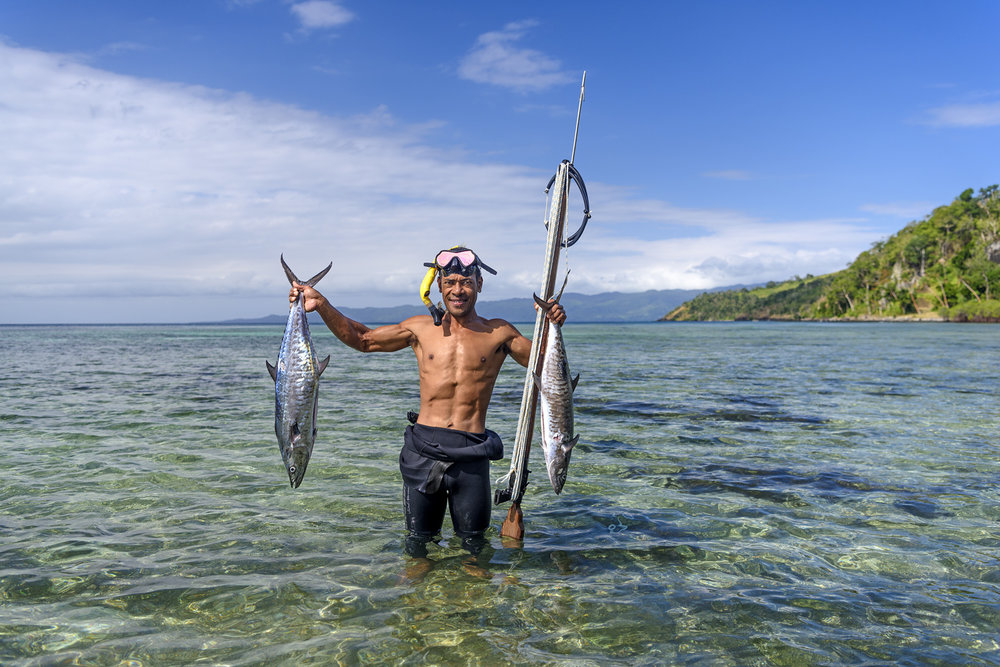 Fishing - The Remote Resort, Fiji Islands