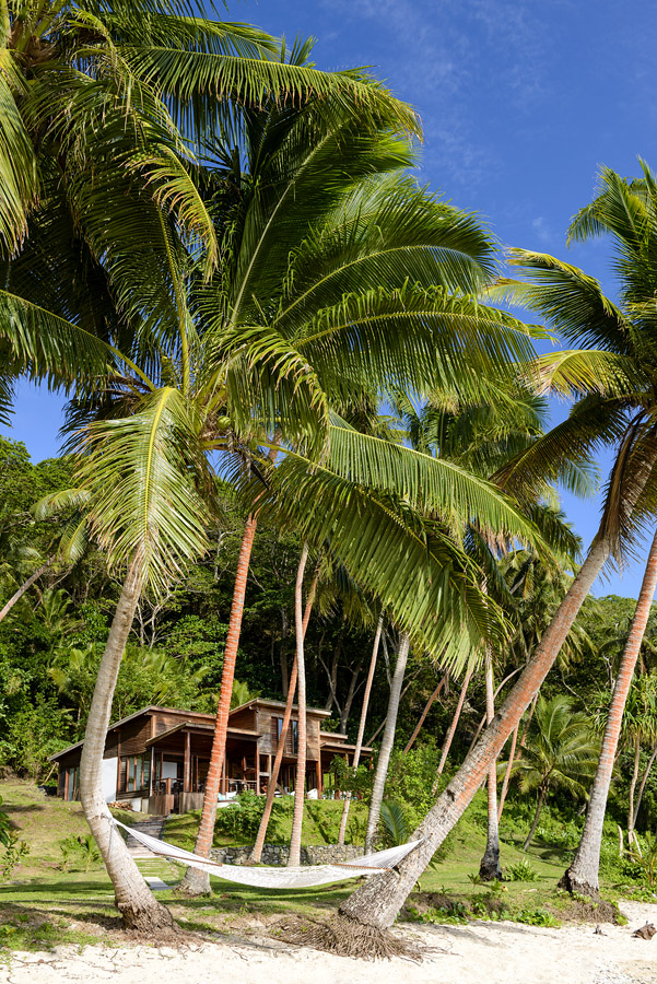 The Remote Resort, Fiji Islands - Hammock - Main Pavilion - Beach - Fiji Resort