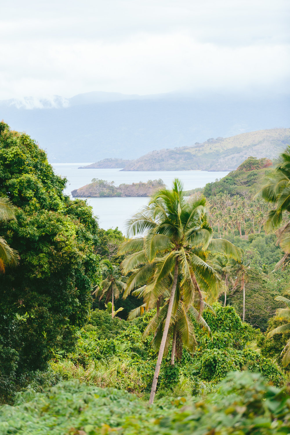 View from Buca Village - The Remote Resort Fiji Islands