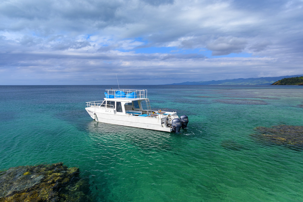 Rainbow Reef Snorkel - The Remote Resort Fiji Islands - Boutique Luxury Fiji Resort