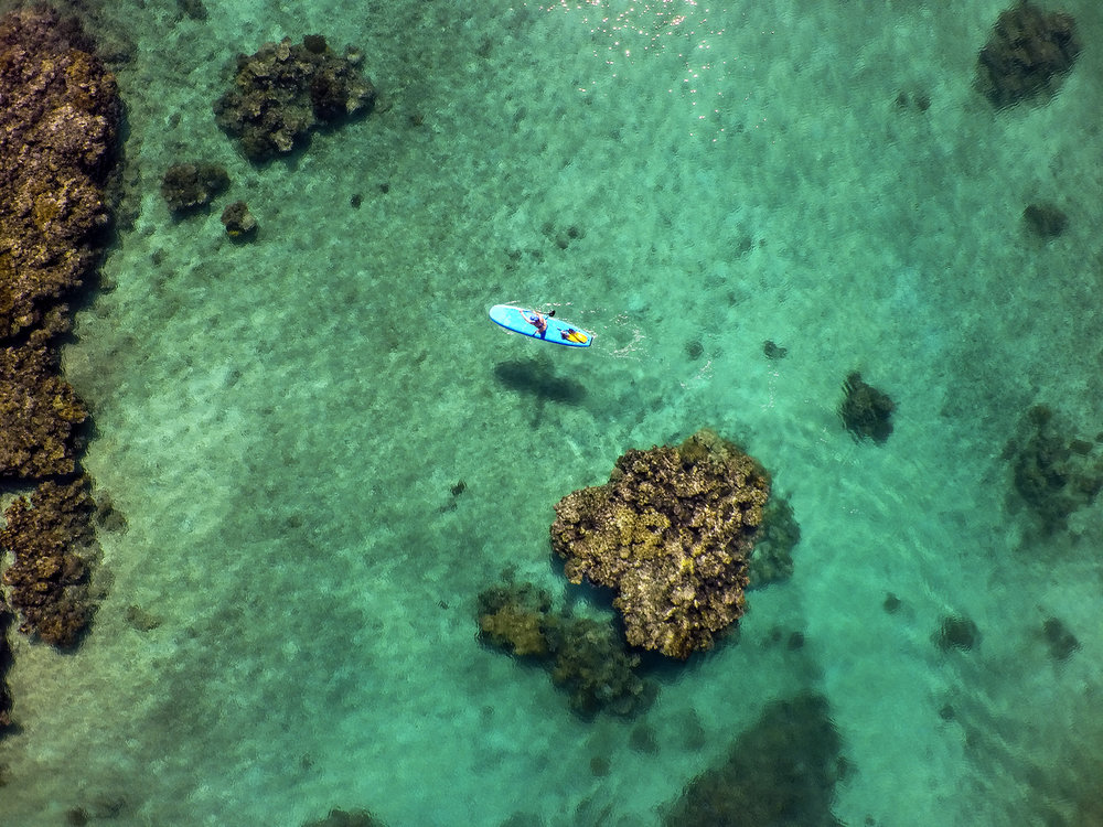 Kayak and SUP - House Reef - The Remote Resort Fiji Islands - Boutique Luxury Fiji Resort