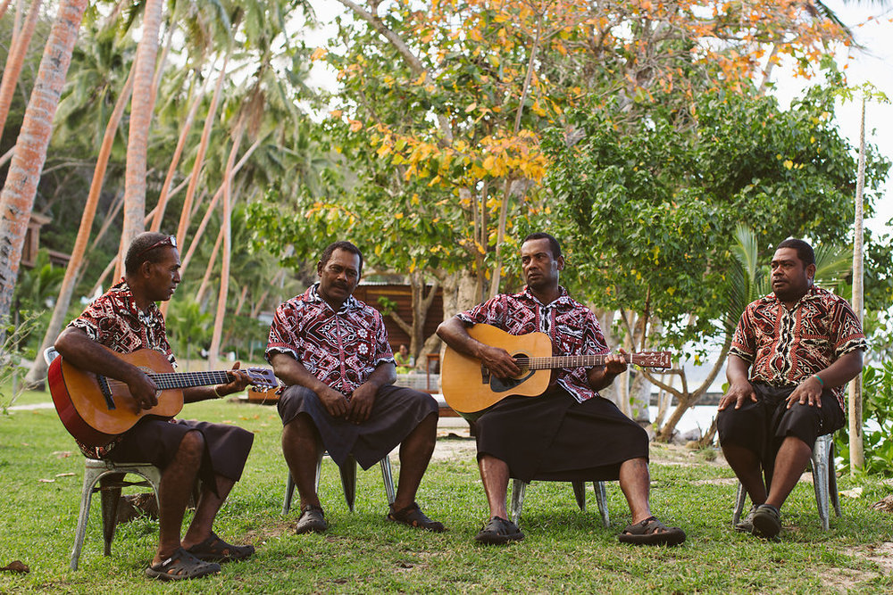 Fiji Wedding Serenaders - The Remote Resort, Fiji Islands