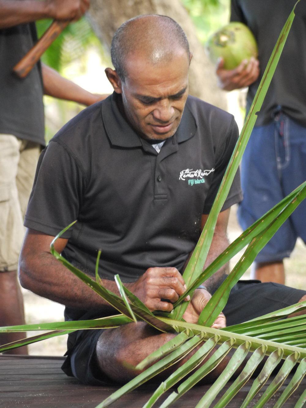Remote Resort Fiji Coconut Show.JPG