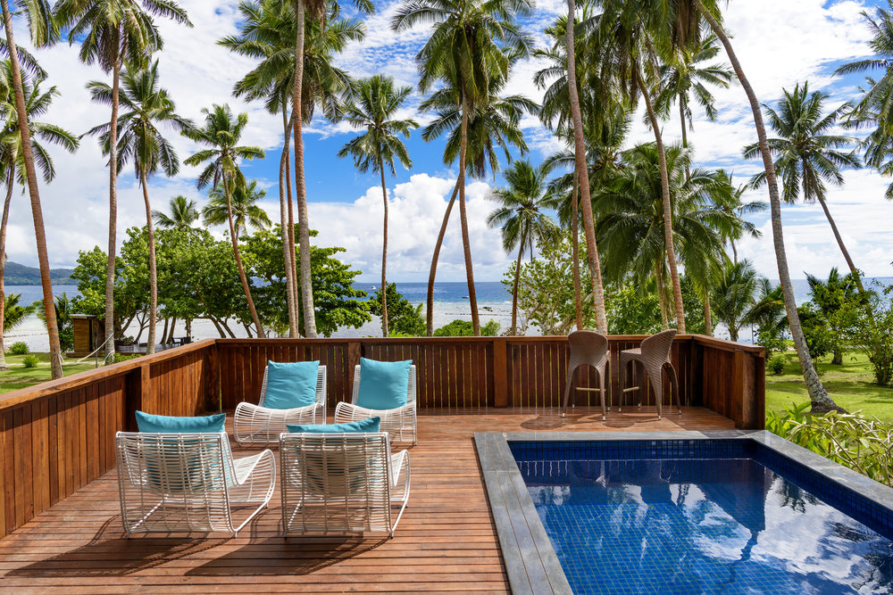 Fiji Resort - Family Accommodation - up to 5 persons