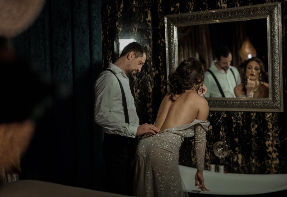 Roberta & Dean - Engagement shoot, Crazy Horse