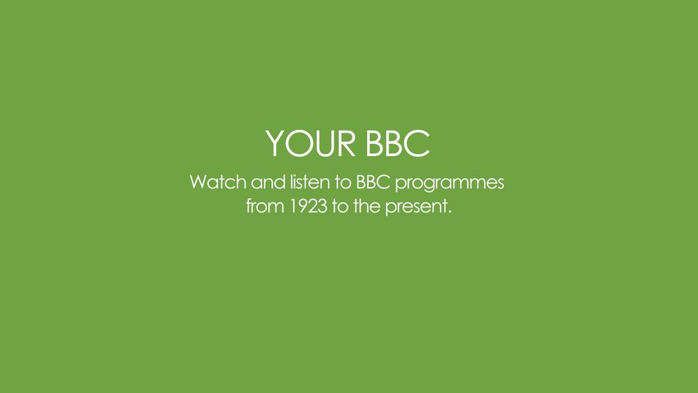 Your BBC