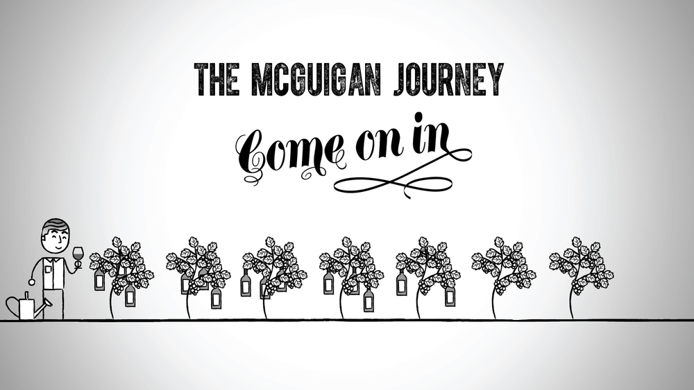 the mcguigan journey