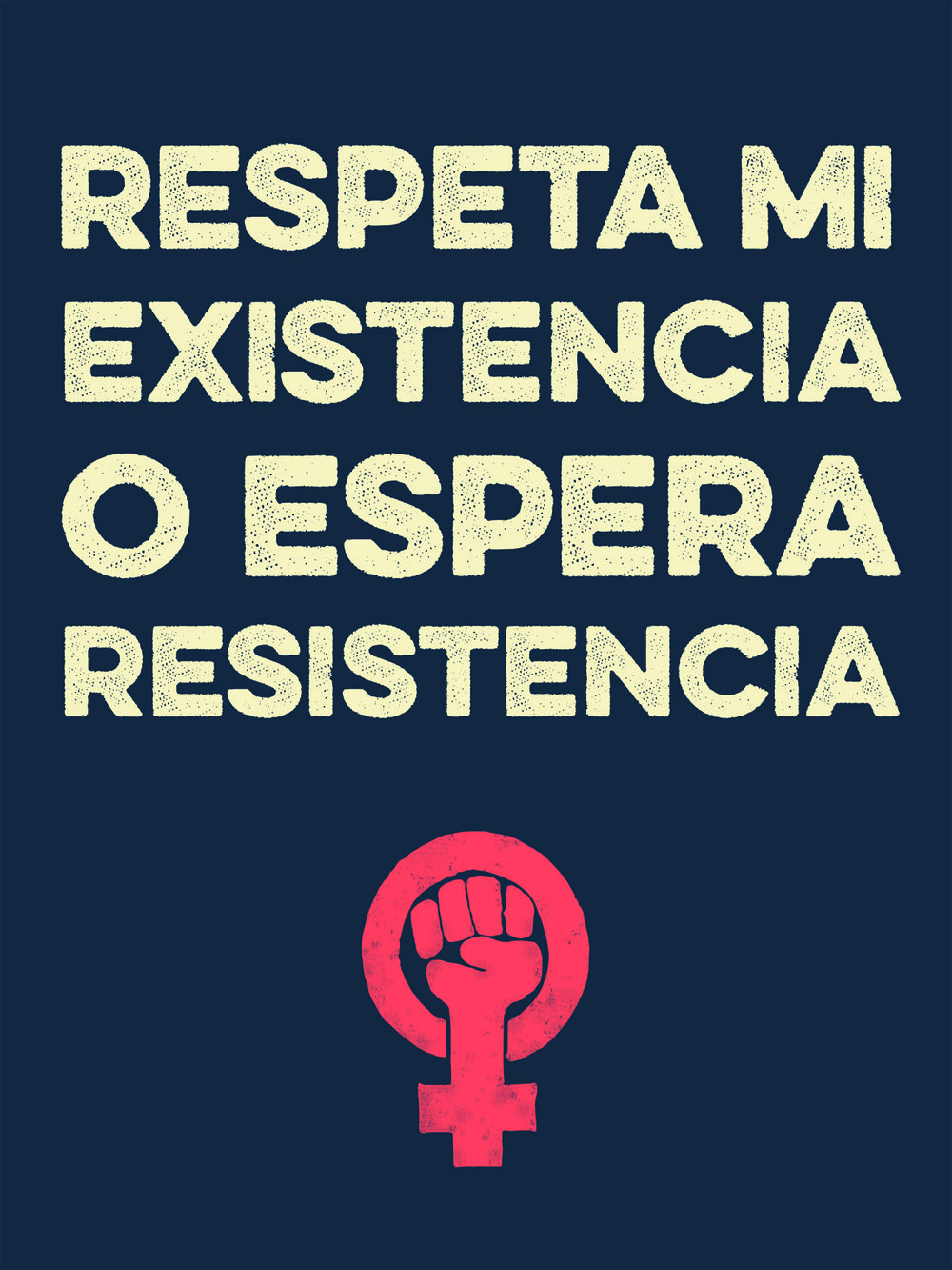 'Respeta' - Victoria Garcia