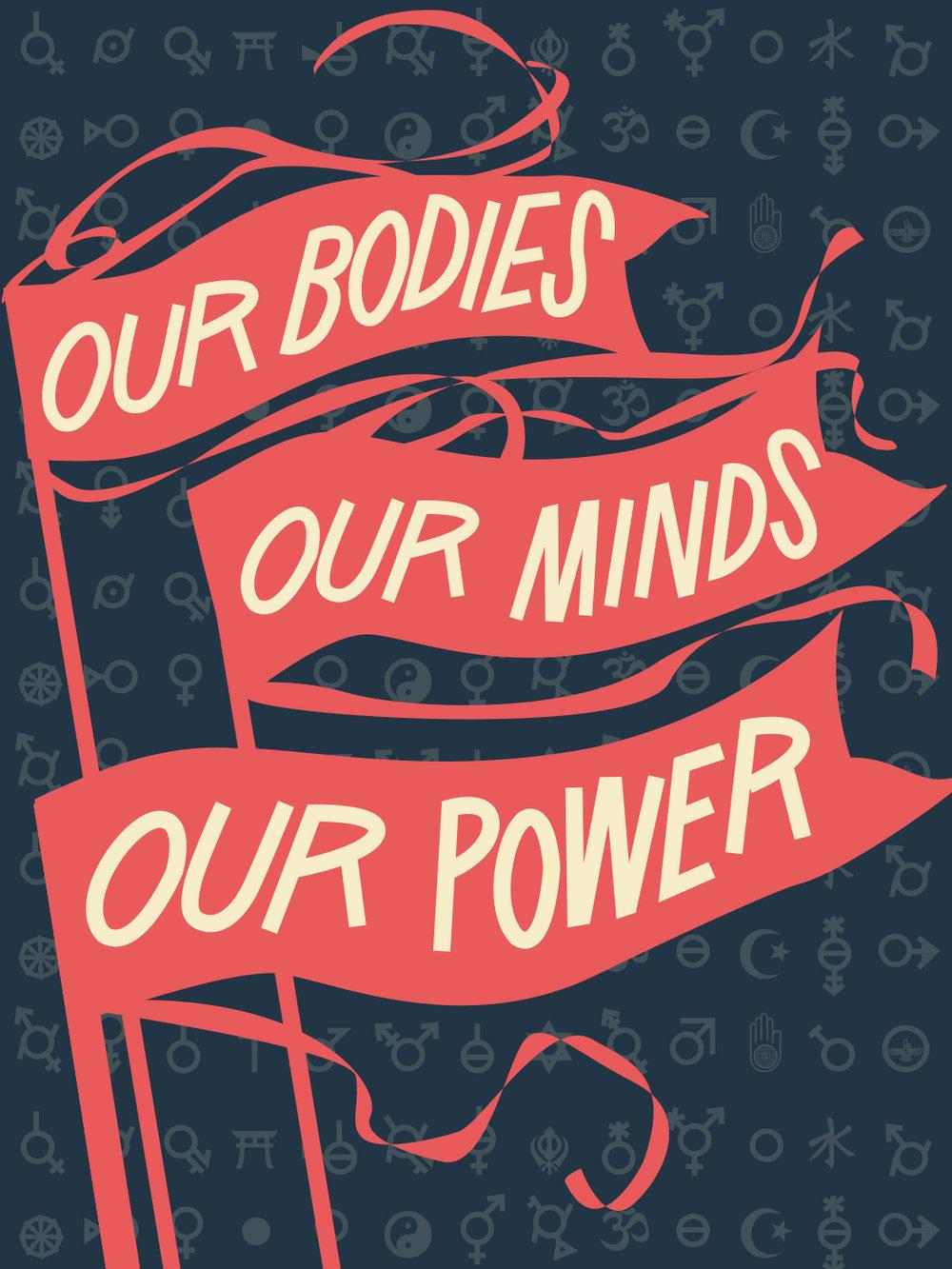 'Our Bodies, Our Minds' - Jennifer Maravillas