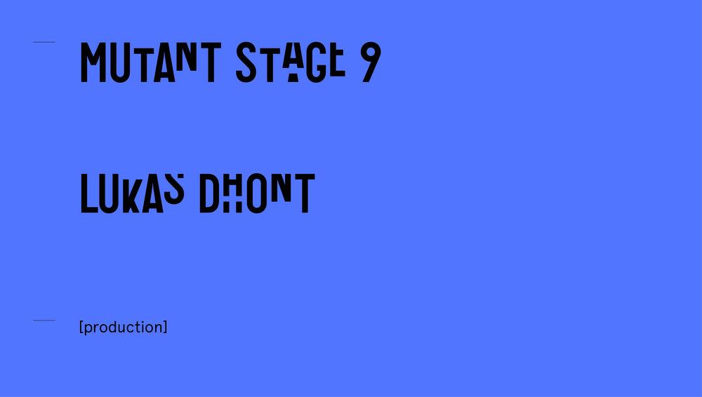 Mutant Stage 9
