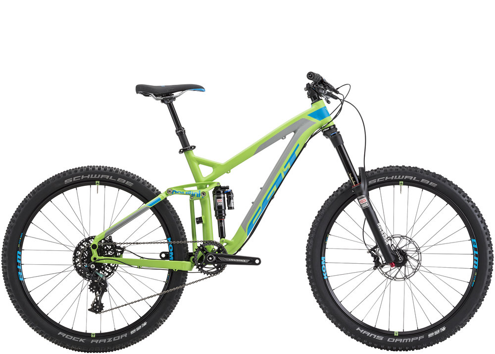 """Mountain/MTB    Whether riding singletrack or fire roads, an XC circuit or Enduro, Felt has the mountain bike for you. World Championship proven and built for the rigors of the sport, these bikes are ready for anything you can throw at them. Choosing from Hard Tail to Full Suspension, and 26"""" tires to 29"""" tires."""