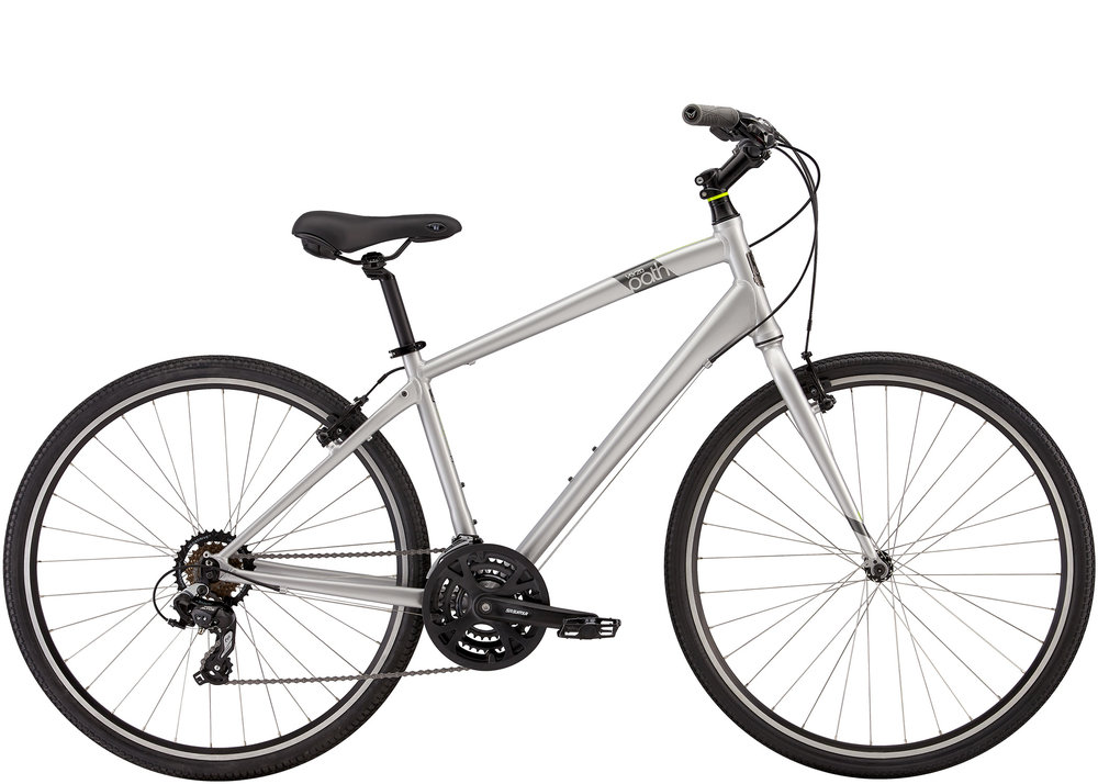 Fitness/Hybrids    Felt's line of fitness bikes are designed to get your cardio pumping and calories burning. The Verza Series bikes are the first step to a new you. Chooses from the Path, Cruz, and Speed Verza Series of Hybrids.