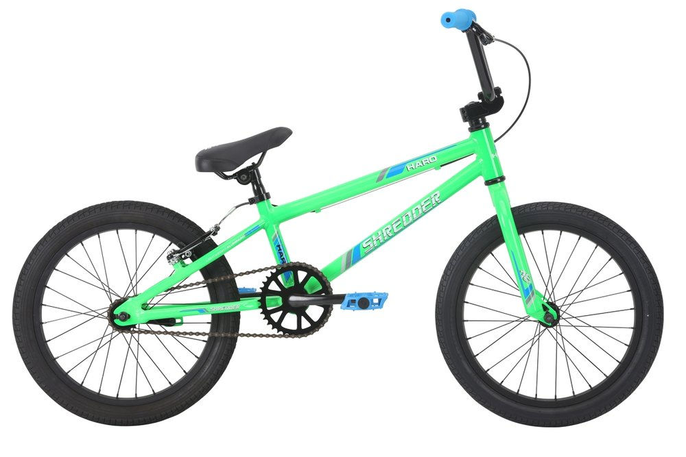 Kids    Remember your first bike? Of course you do; we all do! And we at Haro want to help make those memories the best that they can possibly be. We understand that investing in a good quality bike for your child is reassuring. Every Haro bike we make is safe, strong and reliable. That's why we back every Shredder Series bike with a limited lifetime warranty. That's the parent in us!