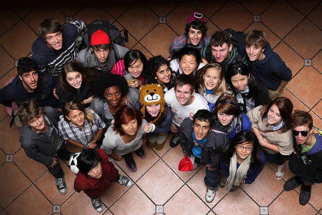 Beginnings: Cuenca, Ecuador in December 2011 /Photo courtesy of THINK Global School