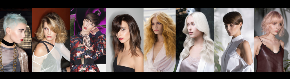 *These are the amazing trends that come to us right from Kemon hair colour, in Italy.
