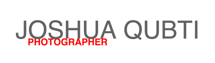 JOSHUA QUBTI PHOTOGRAPHER