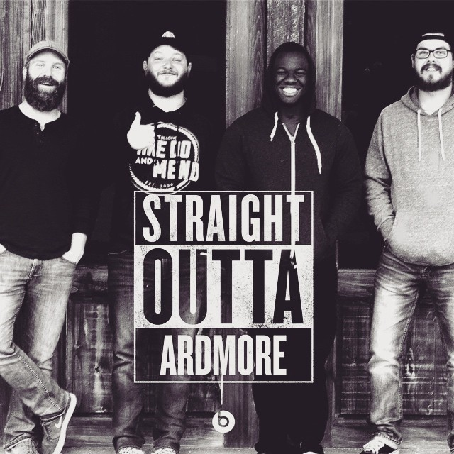 Only the most dangerous city in Oklahoma.. #oklahomamusic #ardmore #thuglife