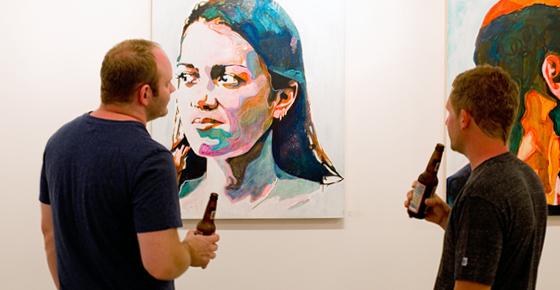 Maze - Gris Galerie, King St Charleston - 2013 Photos by Mark Borrelli