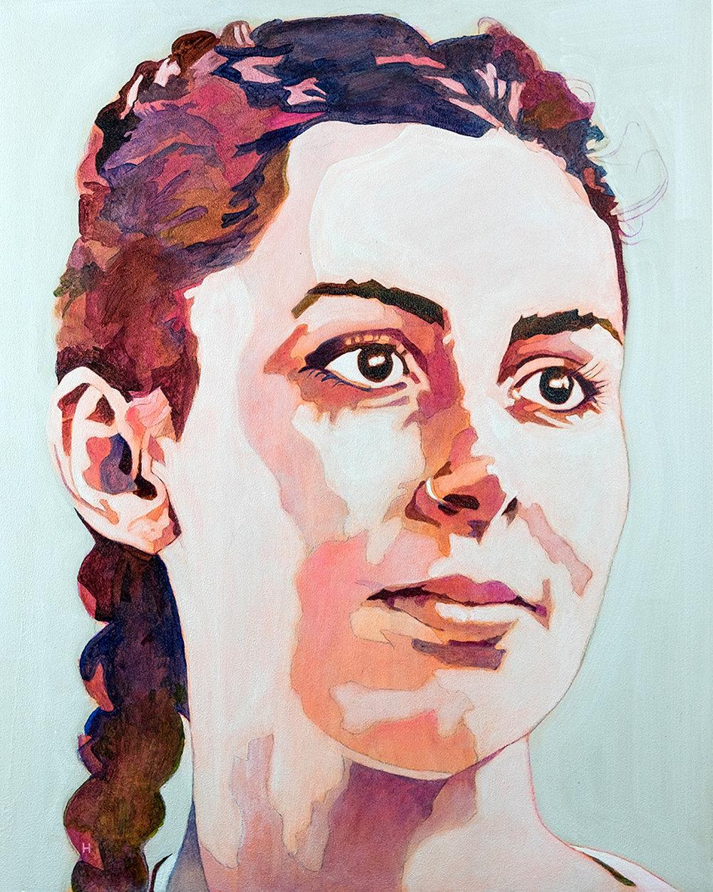 Alex Waggoner, Painter & Printmaker